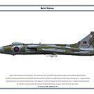 Vulcan B2 44 Sqn 2 by Claveworks