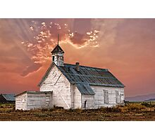 Blessings Photographic Print