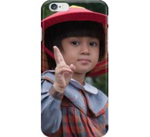Little China Doll iPhone Case/Skin