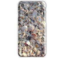 Floridian shells iPhone Case/Skin