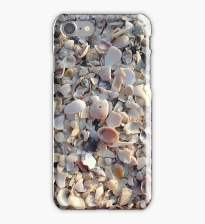 Floridian shells iPhone Case/Skin