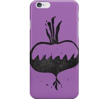 Turnip iPhone Case/Skin