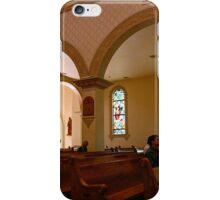 Tucson Church Service iPhone Case/Skin