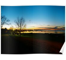 Geelong Foreshore  Poster