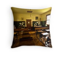~ Schoooools out for Summer ~ Throw Pillow