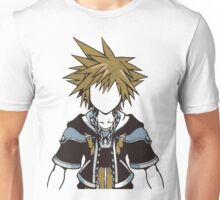 Kingdom Hearts Sora Unisex T-Shirt