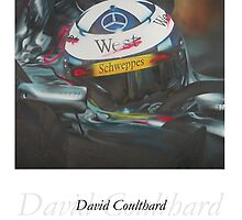 David Coulthard Closeup by Darren Argaet