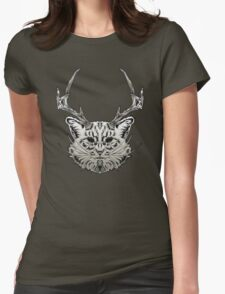Guardian of the Forest Womens Fitted T-Shirt