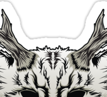Guardian of the Forest Sticker