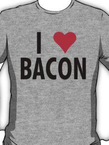 I Heart Bacon!! T-Shirt
