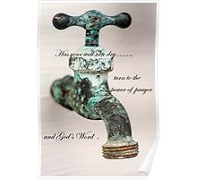Spicket and Prayer Poster
