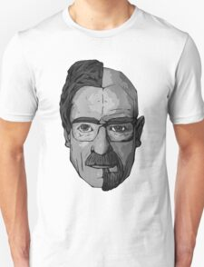 Walter White Transformation  Unisex T-Shirt