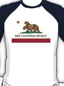 New California Republic T-Shirt T-Shirt