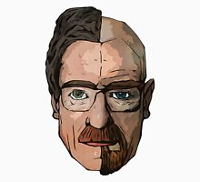 Walter White Transformation (Color) Unisex T-Shirt