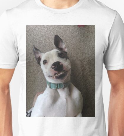 Silly Pitbull Unisex T-Shirt