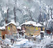 Winter by Kirbo