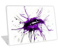 First Kiss Grape Laptop Skin