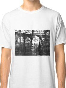 Eyes of Emerald Fury- Now Windows  Classic T-Shirt