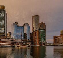 View on Boston tea party by LudaNayvelt