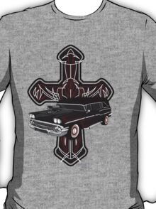 Hearse and Cross T-Shirt