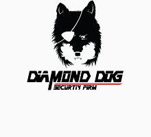 Diamond Dog Security Firm (Black) Unisex T-Shirt