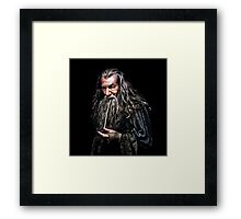 Gandalf The Grey Framed Print