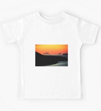 Skellig Islands  Kids Tee