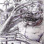 Strange world (sketch) by Sebastiaan Koenen