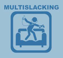 Multislacking Kids Tee
