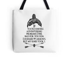 Arrowborn Tote Bag
