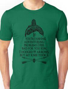Arrowborn Unisex T-Shirt