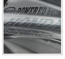 Powered by Honda by Darren Argaet