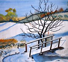 Christmas Morning by artbymanjiri