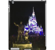 The Man Behind the Mouse iPad Case/Skin