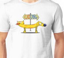 CatDog Unisex T-Shirt