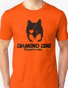 Diamond Dog Security Firm (Green) T-Shirt