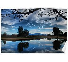 Artistic Sky Poster