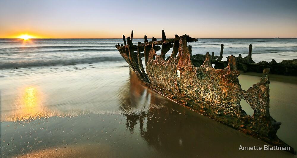 Rusting Dawn by Annette Blattman