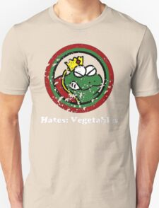 Hates Vegetables BD T-Shirt