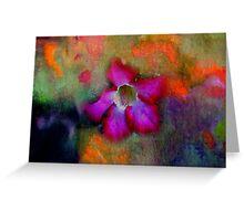 Bright Blossom Greeting Card