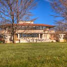 The Westcott House - Springfield, Ohio - designed by Frank Lloyd Wright by Terence Russell