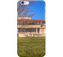 The Westcott House - Springfield, Ohio - designed by Frank Lloyd Wright iPhone Case/Skin