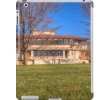 The Westcott House - Springfield, Ohio - designed by Frank Lloyd Wright iPad Case/Skin