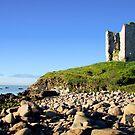 Minard Castle by Callanan
