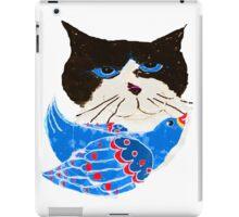 The Bird Cat iPad Case/Skin