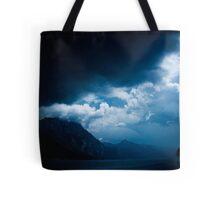 behind the clouds III Tote Bag