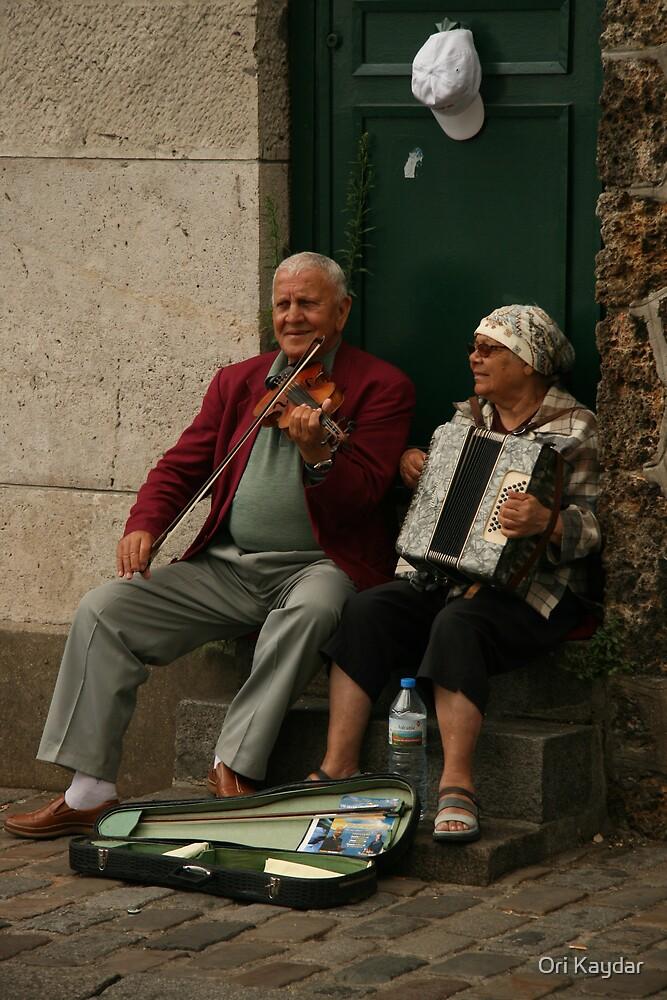 Duo by Ori Kaydar