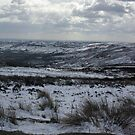 Rosedale in Winter by Trevor Kersley