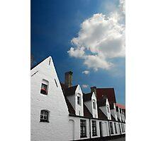 Belgium - Brugge 02 Photographic Print