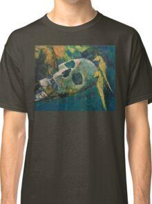 Yellow Seahorses Classic T-Shirt
